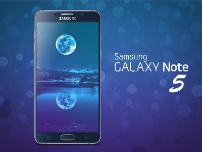 گلکسی نوت ۵ / Galaxy Note 5