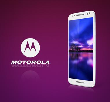 گوشی هوشمند موتورولا : Moto X 3e