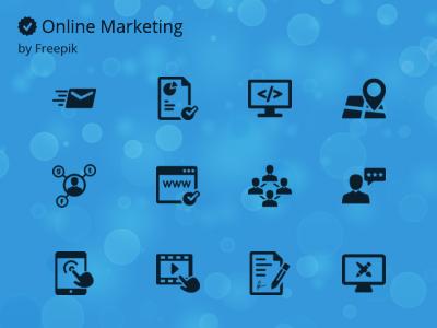 بازاریابی آنلاین / Online Marketing