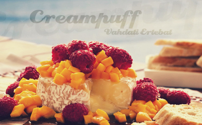 Creampuff By Nick Curtis