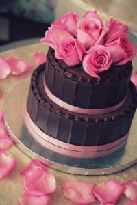 رز و کیک / Rose & Cake