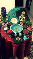 آلبوم تصاویر هفتسین نوروزی ( ۱۳۹۵ )