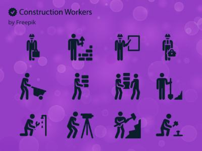 کارگران ساختمان / Construction Workers