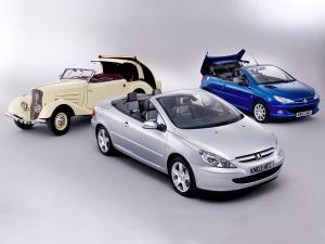 Peugeot 307 CC Family