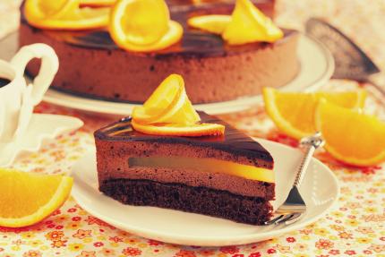 کیک شکلاتی / Chocolate Cake