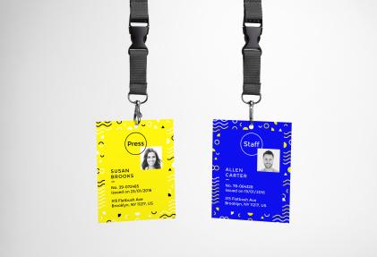 کارت شناسایی / ID Card