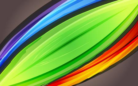 رنگینکمان بریده بریده / Rainbow Slash