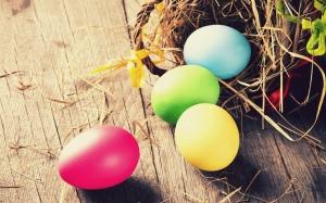 تخممرغهای رنگی / Colored Eggs
