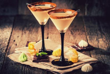 لیکور و خامه ایرلندی / Irish Cream And Liqueur