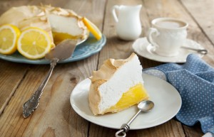 کیک لیمویی / Lemon Cake