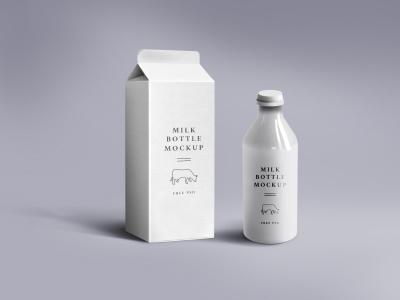 بستهبندی شیر / Milk Packaging