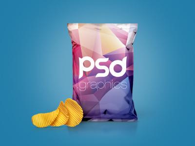 بستهبندی پاکت چیپس / Chips Bag Packaging