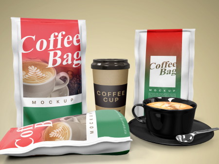 بستهبندی قهوه / Coffee Bag