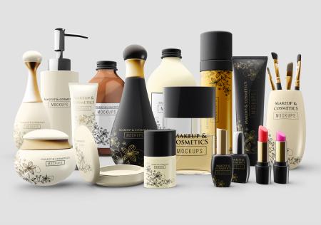 پیکرنماهای لوازم آرایشی / Cosmetic Mockups