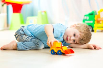 کودکان در حال بازی / Kids Playing